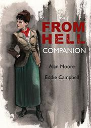 Cover art for THE <i>FROM HELL</i> COMPANION