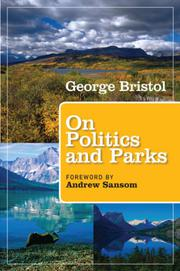 Book Cover for ON POLITICS AND PARKS