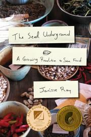 Book Cover for THE SEED UNDERGROUND