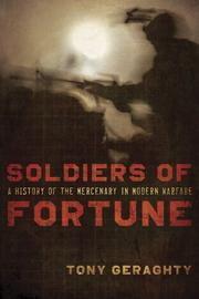 Cover art for SOLDIERS OF FORTUNE