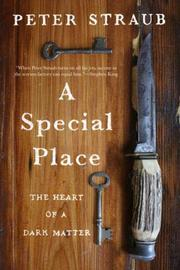 Book Cover for A SPECIAL PLACE