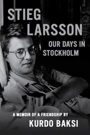 Book Cover for STIEG LARSSON