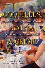 Cover art for COQUILLES, CALVA, AND CRÈME