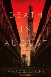 Cover art for DEATH IN AUGUST