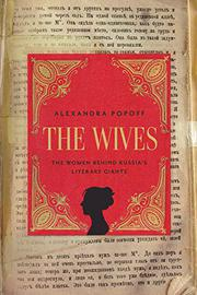 Cover art for THE WIVES