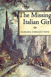 Cover art for THE MISSING ITALIAN GIRL