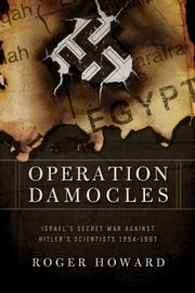 Cover art for OPERATION DAMOCLES
