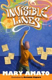 Cover art for INVISIBLE LINES