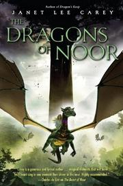 Cover art for THE DRAGONS OF NOOR