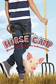 Cover art for HORSE CAMP