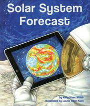 Cover art for SOLAR SYSTEM FORECAST