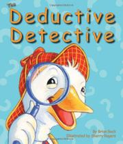 Cover art for DEDUCTIVE DETECTIVE