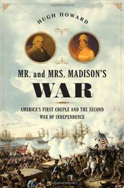 Book Cover for MR. AND MRS. MADISON'S WAR