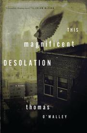 Cover art for THIS MAGNIFICENT DESOLATION