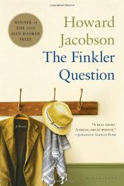 Book Cover for THE FINKLER QUESTION