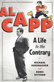 Cover art for AL CAPP