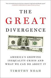 Cover art for THE GREAT DIVERGENCE