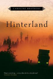 Book Cover for HINTERLAND