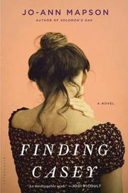 Cover art for FINDING CASEY