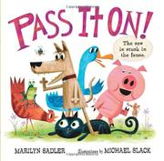 Book Cover for PASS IT ON!