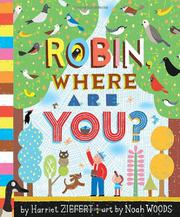 Book Cover for ROBIN, WHERE ARE YOU?
