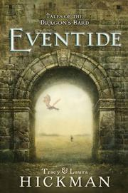 Book Cover for EVENTIDE
