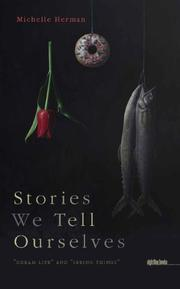 Cover art for STORIES WE TELL OURSELVES