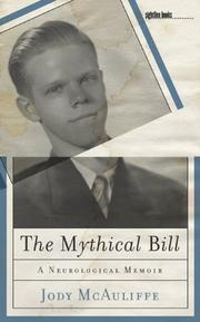 Cover art for THE MYTHICAL BILL