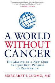 Book Cover for A WORLD WITHOUT CANCER