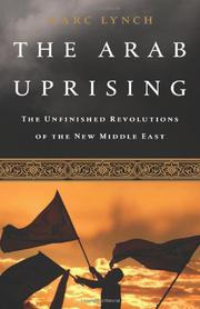 Cover art for THE ARAB UPRISING