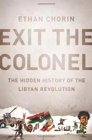 Cover art for EXIT THE COLONEL