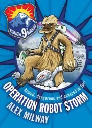 Book Cover for OPERATION ROBOT STORM