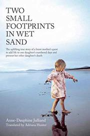 Cover art for TWO SMALL FOOTPRINTS IN THE WET SAND