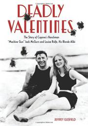 Book Cover for DEADLY VALENTINES