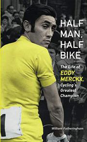 Cover art for HALF MAN, HALF BIKE