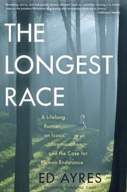 Book Cover for THE LONGEST RACE
