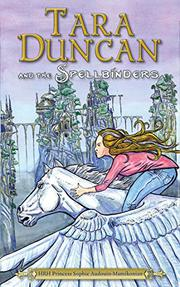 Cover art for TARA DUNCAN AND THE SPELLBINDERS