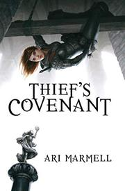 Cover art for THIEF'S COVENANT