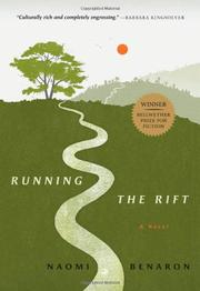 Cover art for RUNNING THE RIFT