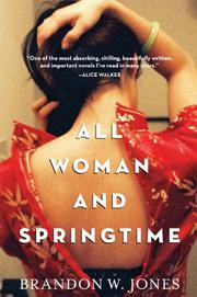 Book Cover for ALL WOMAN AND SPRINGTIME