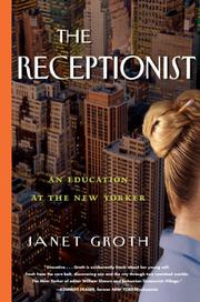 Cover art for THE RECEPTIONIST