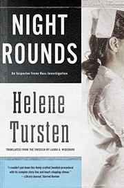Book Cover for NIGHT ROUNDS