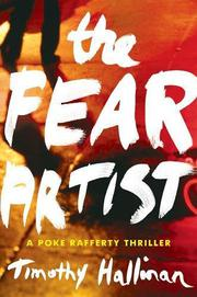 Book Cover for THE FEAR ARTIST