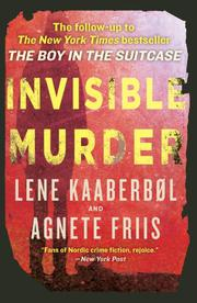 Cover art for INVISIBLE MURDER