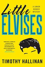Book Cover for LITTLE ELVISES