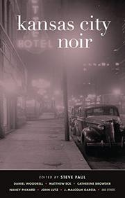 Cover art for KANSAS CITY NOIR