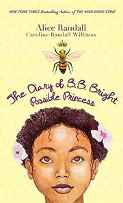 Cover art for THE DIARY OF B.B. BRIGHT, POSSIBLE PRINCESS