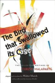 Cover art for THE BIRD THAT SWALLOWED ITS CAGE