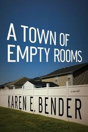 Book Cover for A TOWN OF EMPTY ROOMS