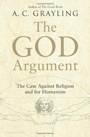Book Cover for THE GOD ARGUMENT
